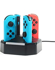 AmazonBasics - Ladestation für Joy-Con-Controller der Nintendo Switch