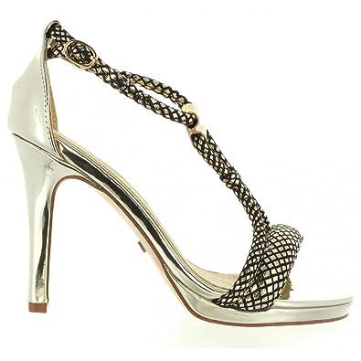 Maria Mare 66006 Gold - Chaussures Escarpins Femme