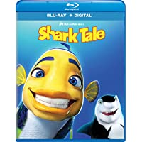 Shark Tale [Blu-ray + Digital]