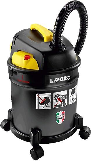 Lavor 8.243.0003 Aspiradora De Liquidos, Negro/Amarillo: Amazon.es ...
