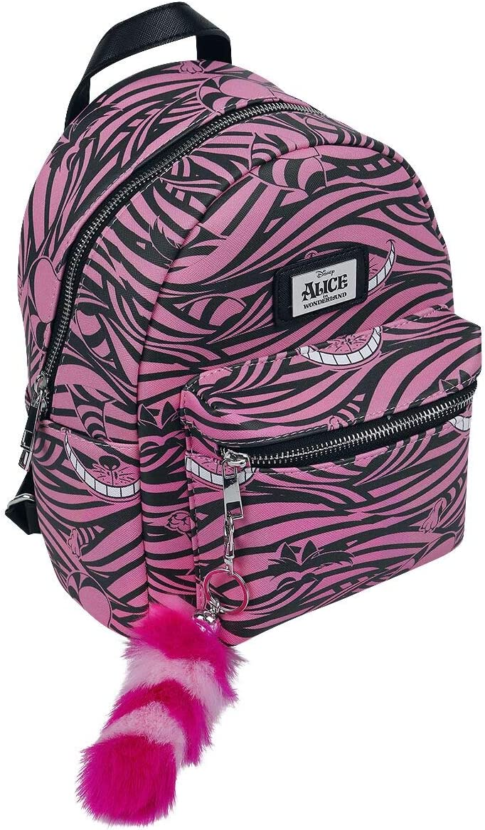 Official Disney Alice In Wonderland Cheshire Cat Backpack