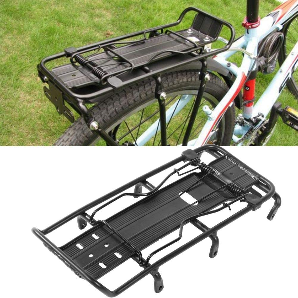 Wakects Portaequipajes para Bicicleta,Portabicicletas Trasero ...