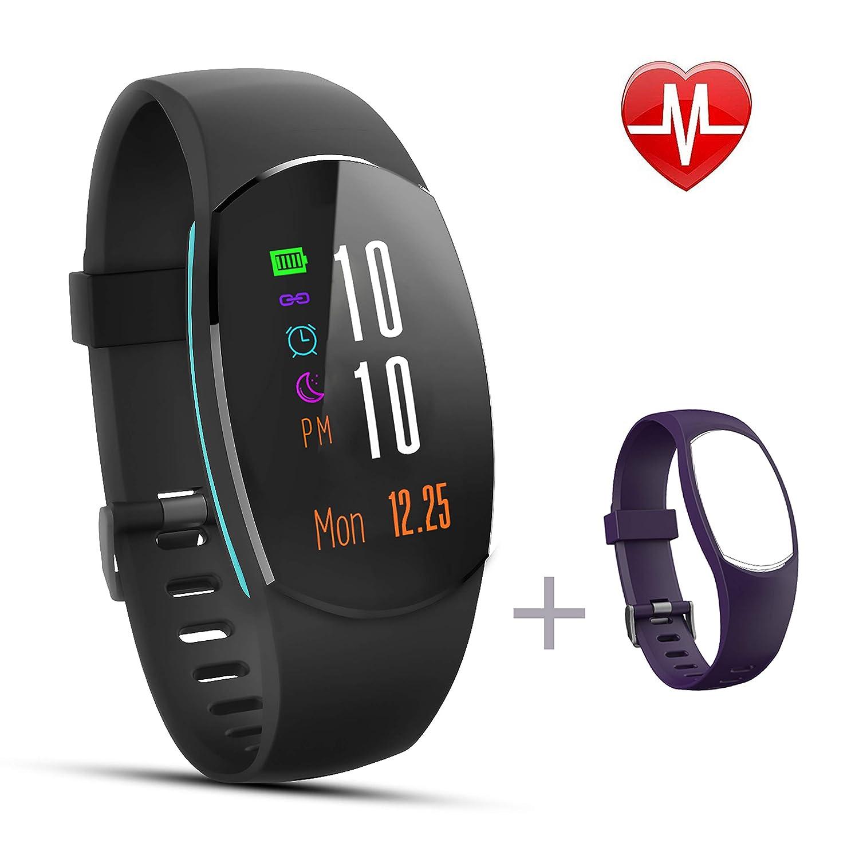 Sport Fitness Tracker IP68 Waterproof Smart Bracelet with ...