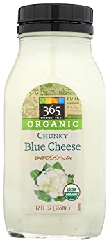 365 Everyday Value Organic Chunky Blue Cheese