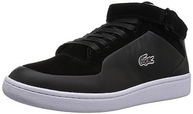 6d7f6915d Lacoste Men s Turbo 417 5 Sneaker Black 7 ...