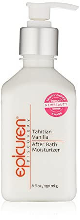 Epicuren Discovery Tahitian Vanilla After Bath Body Moisturizer
