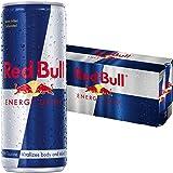 Red Bull Energy Drink, 250 ml, Pack of 12
