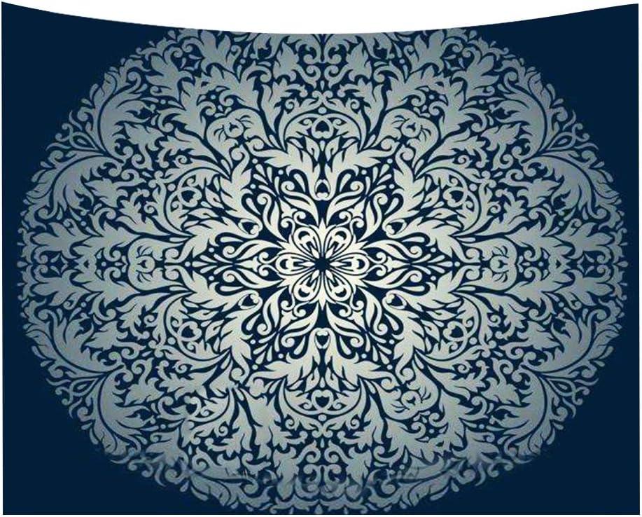 Pattern 1 150x100cm Wall Blanket Wall Art Wall Decor Mandala Tapestries Hotniu Mandala Tapestry Wall Hanging