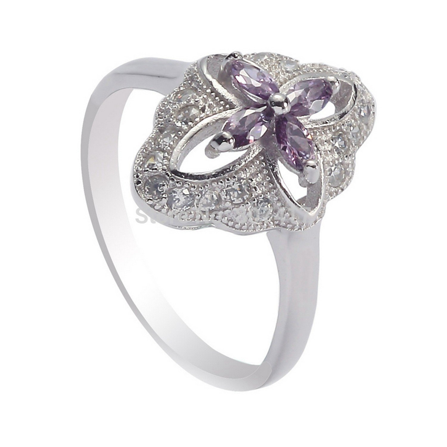 Purple Diamond Ring Dream Meaning