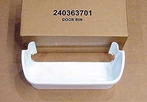 240363701 Door Bin Bar Shelf White for Electrolux Frigidaire Refrigerator