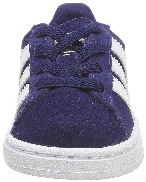 detailed look 0847d 3443f adidas Campus El Sneakers Basses Mixte bébé Amazon.fr Chaussures et Sacs