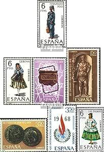 Prophila Collection España Michel.-No..: 1758,1759,1760-1762, 1763 ...
