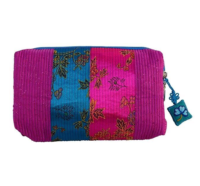 Amazon.com: Niza Little Pouch Made de coreano tela Colorful ...