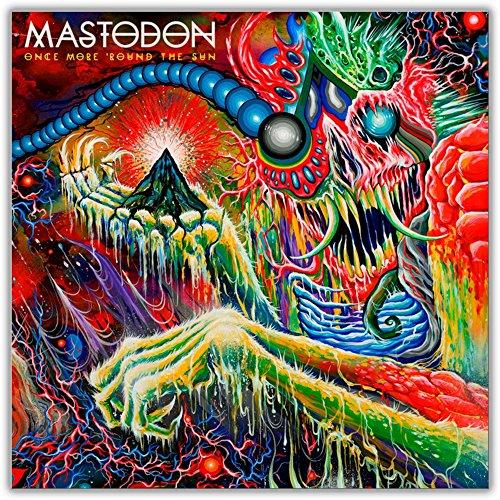 WEA Mastodon - Once More 'Round the Sun Vinyl LP (Mastodon Once More Round The Sun Vinyl)
