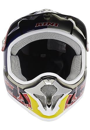 Kini Red Bull Relleno Casco de Ciclismo L