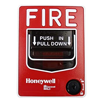 gamewell fci ms-7s - manual fire alarm pull station: amazon ca: camera &  photo