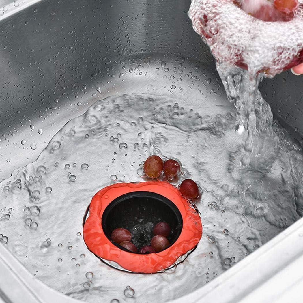Sisaki Ablauf Stop Bodenablauf Haar Stopper Bad Catcher Sink Sieb Cover Tool Bidets