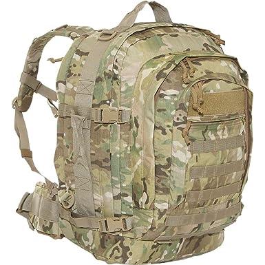 SOC Gear Bugout Bag - 1000 Denier Cordura - MultiCam Pattern (Multi Cam  Pattern) 4878fcd0a1277