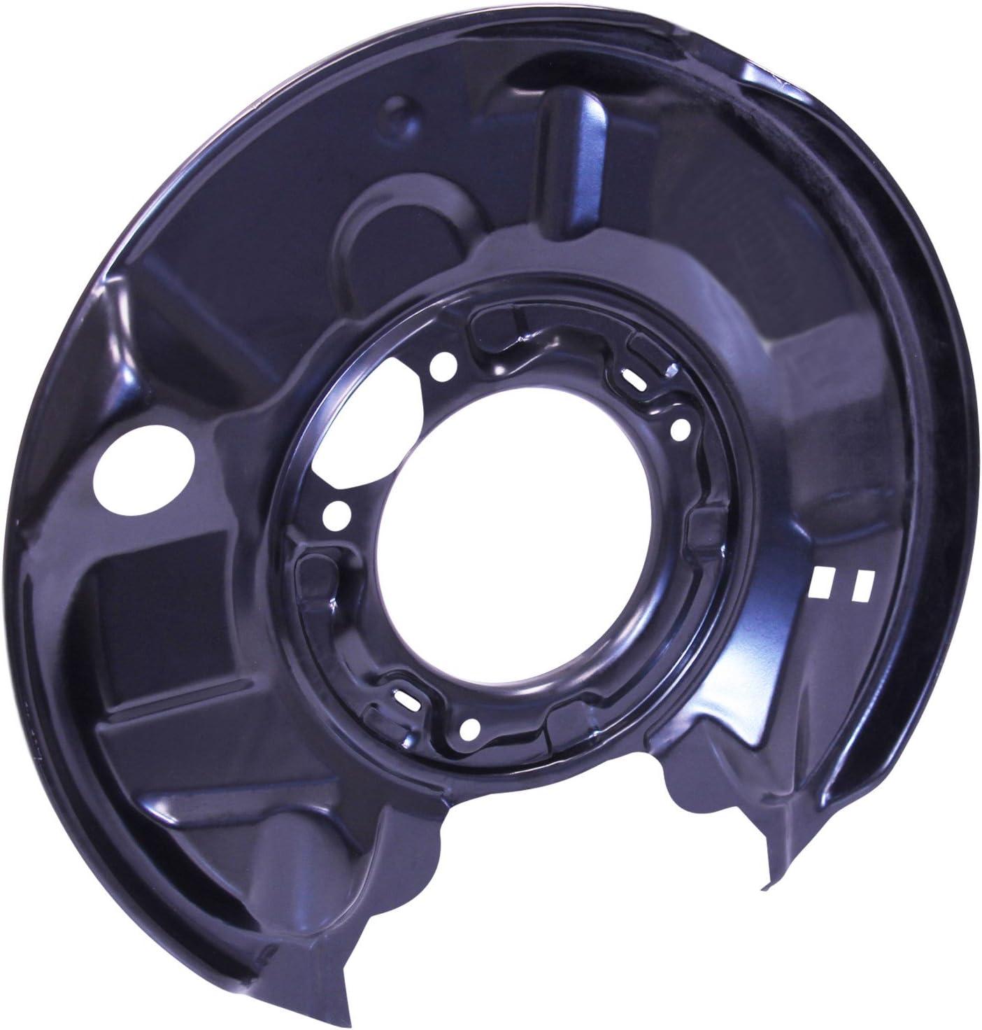 2x Ankerblech Schutzblech Bremsscheibe Deckblech hinten für MERCEDES E-KLASSE