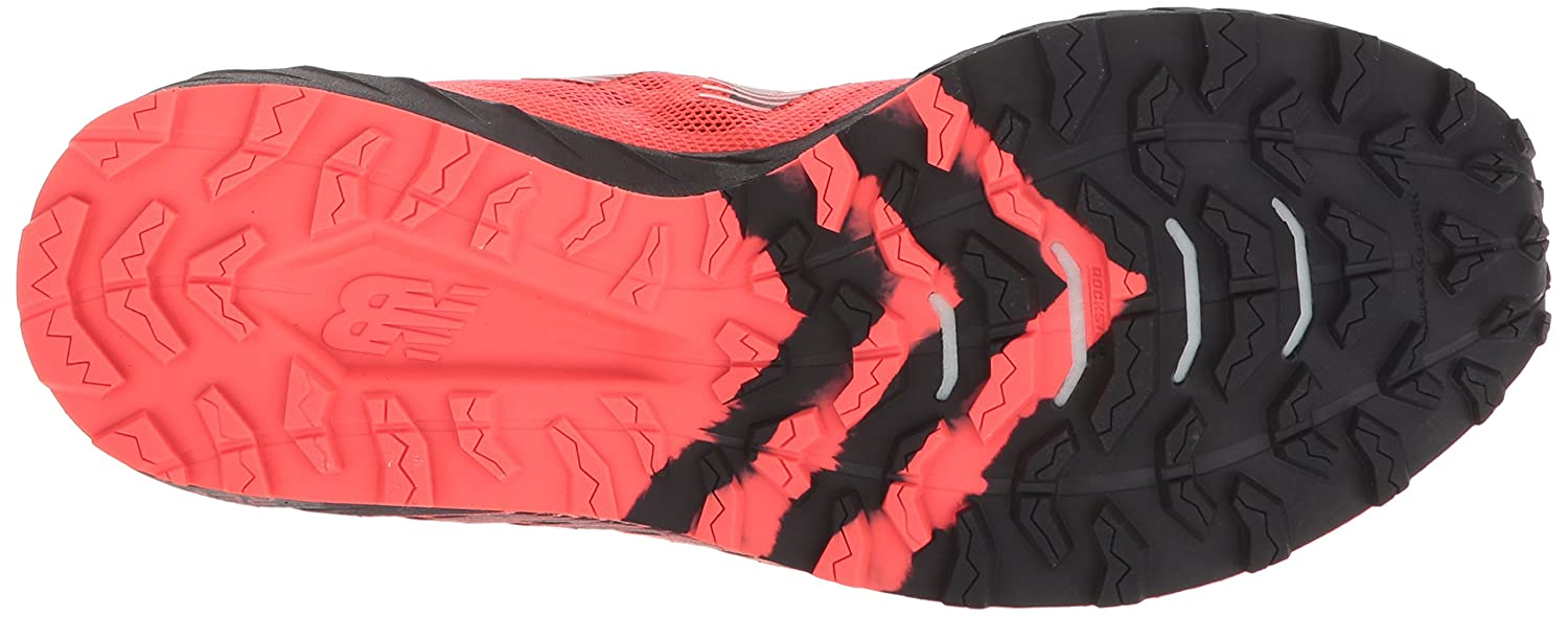 New Balance Women's 7.5 Summit Unknown Trail Running Shoe B0751S5DDJ 7.5 Women's B(M) US|Pink/Black 033405