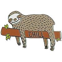 Sloth - Hard Enamel Pin (Cloisonne Pin)