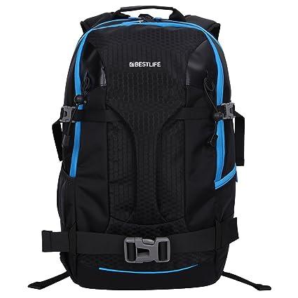 bestlife Urban Sport Mochila dos maneras de llevar de viaje mochila – Bolsa para gimnasio,