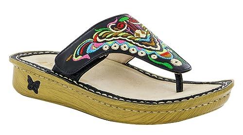 3fc339efa5cf Alegria Women s Vanessa Sandal  Amazon.ca  Shoes   Handbags