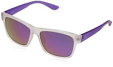IDEE Wayfarer Sunglasses (IDS1859C7SG|57|White) <span at amazon