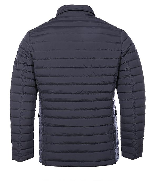 03219d6f5d Lacoste Homme - Doudoune Bleu Nuit BH9634 - Taille vêtements - XS:  Amazon.fr: Vêtements et accessoires
