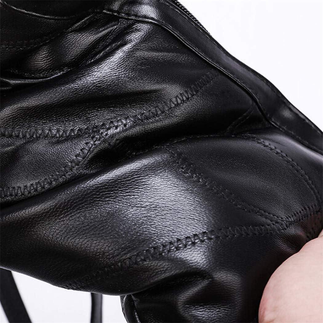 LIUCM Charming Women Clutch Sheepskin Elegant Formal Handbag Simple Purse Black