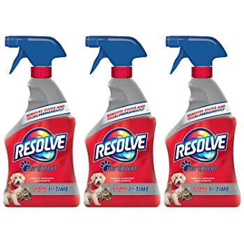 Resolve Pet Expert Carpet Spot & Stain Remover