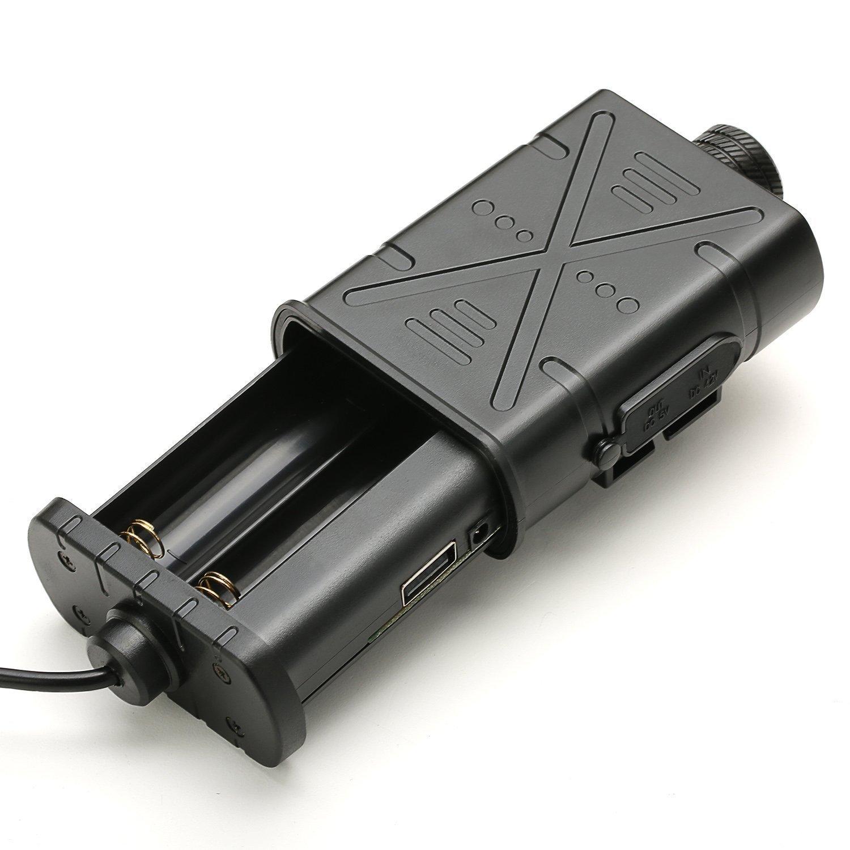 Boruit Linterna Frontal 240 Lúmenes Que Hace Buena Luz CREE XP-G2 R5 Impermeable y Adjustable Frontal 3 Modos Bastante Ligero con Batería 18650 para las ...