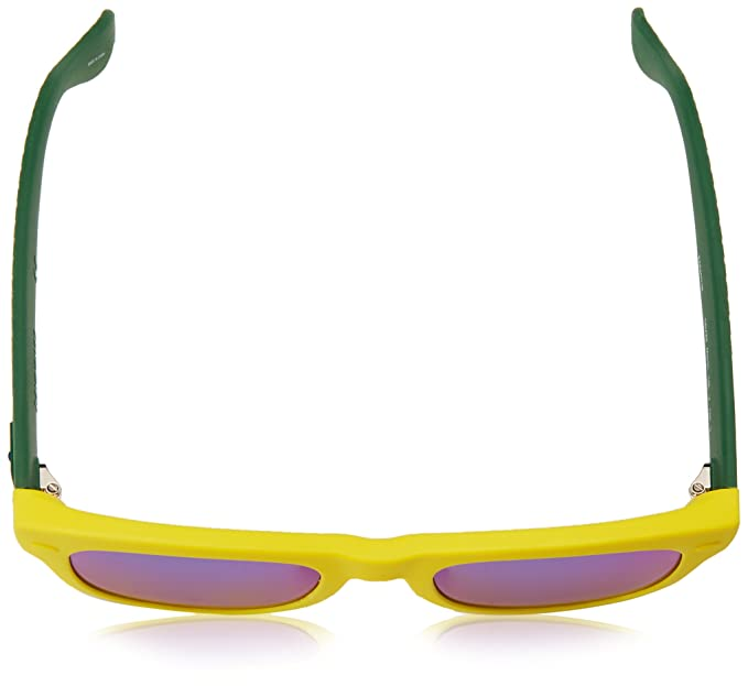de7f192058 Havaianas Trancoso/M 9A Trancoso/M 9A Qie 49 Rectangular Sunglasses 49,  Grey/Blue Blue: Amazon.co.uk: Clothing