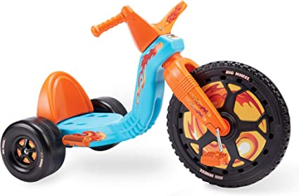 Amazon.com: Original Big Wheel Spin Out - Carrito de ...