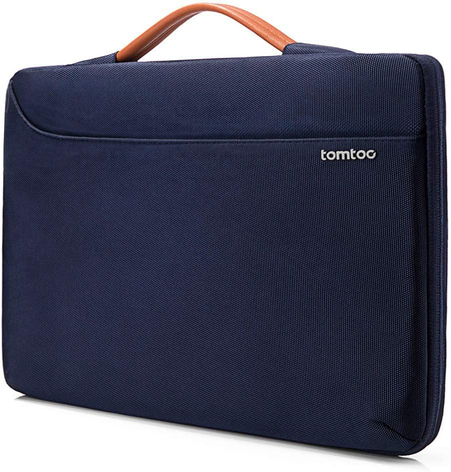 tomtoc 360 Protective Laptop Sleeve for 15.6 Inch Acer Aspire E 15, 15.6 inch ASUS ROG Zephyrus, HP Pavilion 15, ThinkPad T Series Laptop and More Asus Dell Samsung Notebook Ultrabook