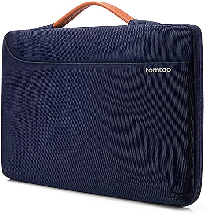 The Best Black Leather Laptop Tote Bag