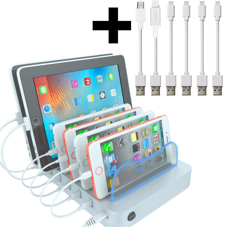 Amazon.com: Hercules Tuff Charging Station   Iphones & Ipads Dock or ...