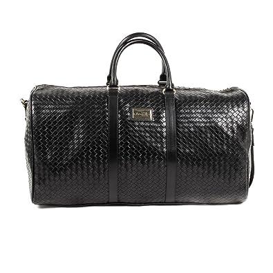 V 1969 Italia Mens Sport Bag V1969018B BLACK  Amazon.co.uk  Shoes   Bags 46a74b113d87a