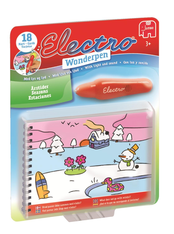 Electro Wonderpen Lidl Seasons D-S-E-E Child Niño/niña - Juegos educativos, Child, Niño/niña, 3 año(s), 15 min, 18 páginas: Amazon.es: Juguetes y juegos