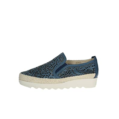 Women's Shoes Moccasins A158/43 Call Me Blu