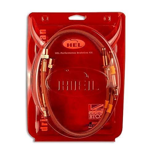 10m Tubo de Freno /Ø 6,0 mm Cobre-N/íquel DIN 74 234 Tubos de Cupron/íquel para Frenos Accesorios de Reparaci/ón por el Sistema de Frenado Tuberia del Freno de Recambio