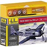 Heller - 50235 - Maquette - Focke Wulf 190 A8/F3 - Chasseur Deuxième Guerre Mondiale
