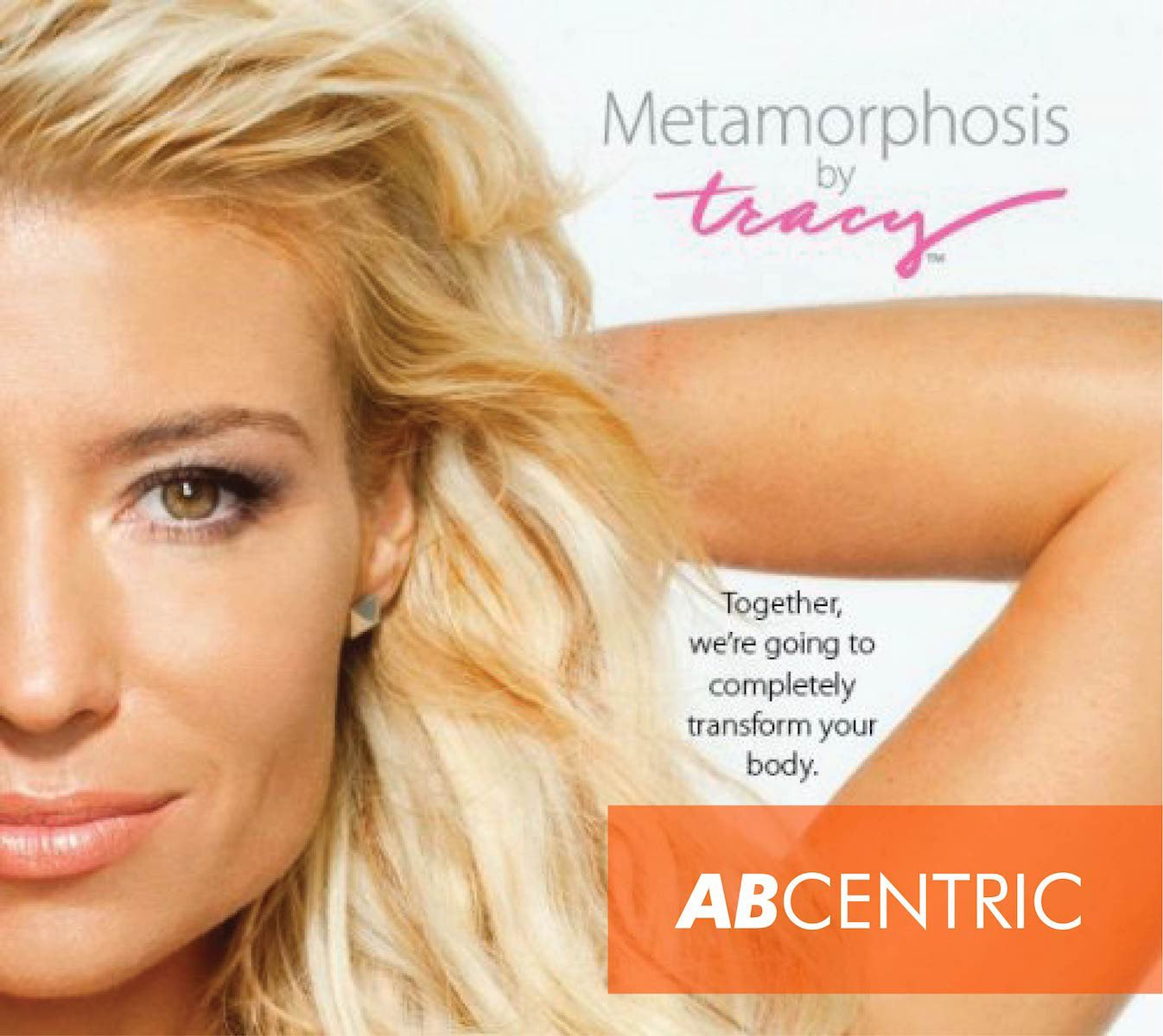 Metamorphosis by Tracy Abcentric - Tracy Anderson 4 DVD Set