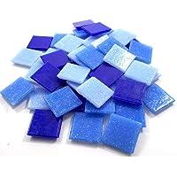 Vitreous Tiles Blue 200Gm