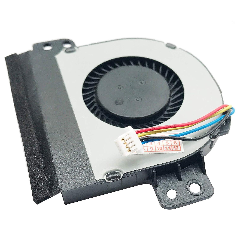 HT-ImEx Ventola Fan Cooler Compatibile con P//N G61C0002G DFS150005030T-FG30-R00, Modello