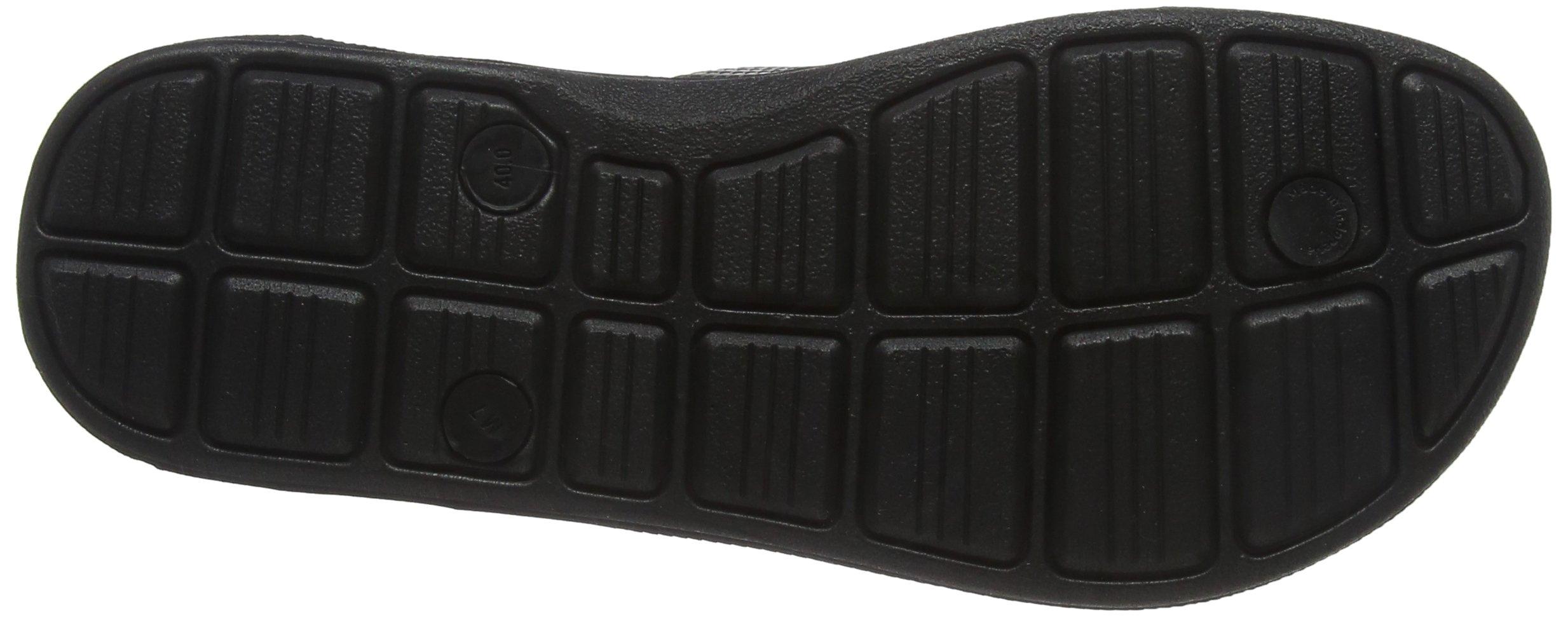 NIKE Mens Solarsoft II FLIP Flop Black Cool Grey Cool Grey Size 12 by NIKE (Image #3)