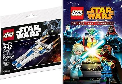 Amazon.com: Lego Yoda DVD & Buildable Starship - The Lego Star Wars ...