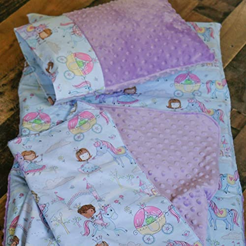 Amazon Unicorn Nap Mat For Toddler Girl Kindermat Cover With