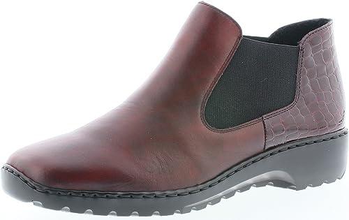 Rieker Damen L6090 Chelsea Boots: : Schuhe kZSUu