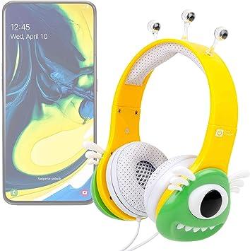 DURAGADGET Auriculares mágicos para niños para Smartphone Samsung ...
